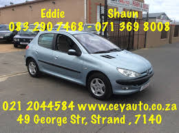 2005 peugeot 206 1 6xt cey auto and park u0026 sell