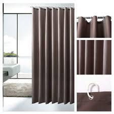 Shower Curtain 36 X 72 Hotel Shower Curtain Ebay