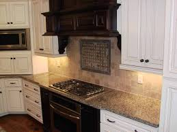 granite countertop white kitchen cabinets subway tile backsplash