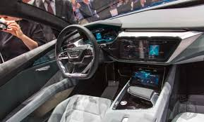 Audi E Tron Interior Iaa Audi Shows Off Its Next Gen Interior Style And Technology And