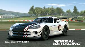 dodge viper dodge viper srt10 acr x real racing 3 wiki fandom powered by wikia