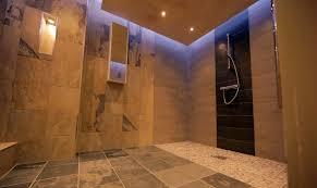Nursing Home Lighting Design by Flixton Manor Shower Room