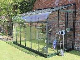serre jardin d hiver serre silverline 126 verte avec verre d u0027horticulture hubo