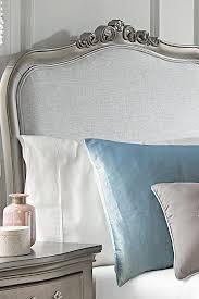 ne kids kensington twin upholstered katherine bed with scroll