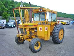 1986 ford 7610 tiger special agricultural tractor for sale by