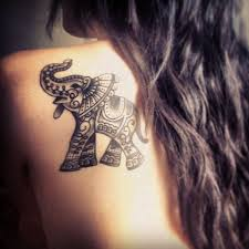 best 25 elephant tribal tattoo ideas on pinterest tatouages