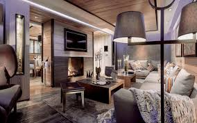 luxury ski chalets courchevel 1850 france