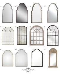 Ideas Design For Arched Window Mirror Best 25 Arch Mirror Ideas On Pinterest Foyer Table Decor
