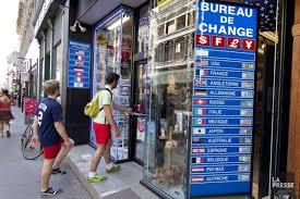 bureau de change le moins cher de l de magasiner taux de change stéphanie morin trucs
