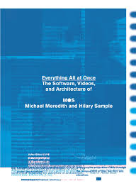 everything all at once the software architecture and videos of