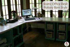 Rustic Office Decor Ideas Fabulous Rustic Desk Ideas Simple Interior Design Style With 1000