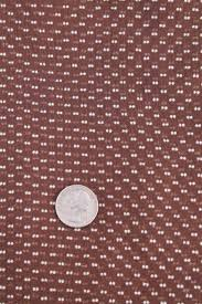 Light Cotton Fabric Vintage Dotted Swiss Sheer Soft Light Cotton Fabric W Embroidered
