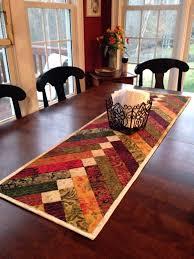halloween table runner pattern french braid table runner french braid quilt table runners and
