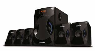 home theater f d 5 1 multimedia speaker 5 1 spa4040b 94 philips