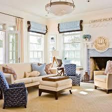 nautical decorating living room design idea themed living