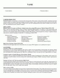 Sample Resume Objectives For Customer Service by Customer Service Representative Resume Objective Examples Sample