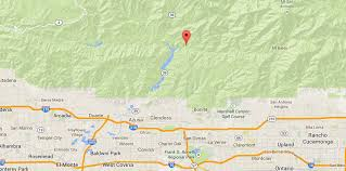 San Gabriel Map Glendora Mountain Road Map Image Gallery Hcpr