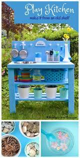 Toy Kitchen Set Food Best 20 Outdoor Play Kitchen Ideas On Pinterest Mud Pie Kitchen