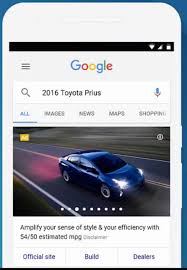 car ads 2016 google u0027s core business is getting some much needed upgrades