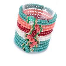 rose bead bracelet images Bead bracelet jpg