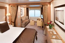 in suites all suite accommodations on seabourn cruise line limited