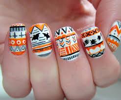 easy nail art characters 65 halloween nail art ideas nenuno creative