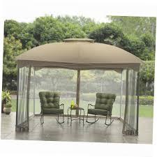 Metal Pergolas With Canopy by Ideas Black Metal Gazebo Walmart With Canopy For Best Gazebo Idea