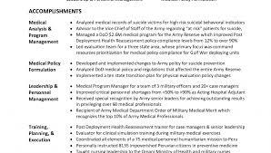 veteran resume exles resumes exles professional resume sles to civilian