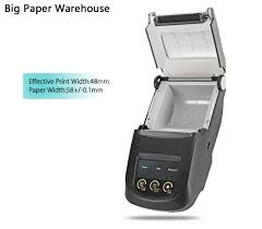 nyear np100 portable 58mm bluetooth 4 0 thermal pos printer