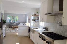 Kitchen Designer Los Angeles An Affordable Modern And Open Kitchen Design Using Ikea And Ikd