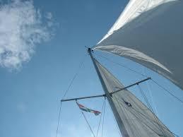 mast sailing wikipedia