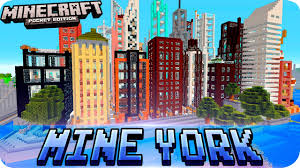 york city on map minecraft pe maps mine york city city map with for
