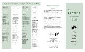 printable daily bible reading guide pictures to pin on pinterest