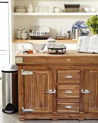 Powell Pennfield Kitchen Island Icebox Inspired Berthillon French Kitchen Island From Williams