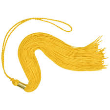 graduation tassels with or without a date charm