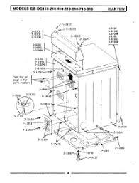 parts for maytag dg410 dryer appliancepartspros com