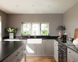 White Kitchen Cabinets With Dark Floors Gray Cabinets Dark Floors Houzz
