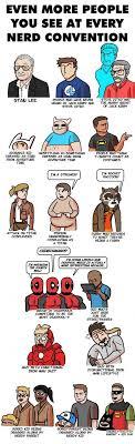 Comic Con Meme - comic con meme by iron quack memedroid