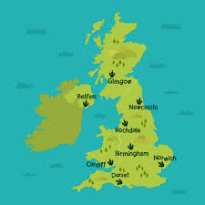 Dorset England Map by Dippy Is Coming To The Jurassic Coast Dorchester First Stop On