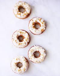cuisine trop coconut orange breakfast donuts clean food city