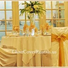 table and chair cover rentals chair cover rentals party supplies 2071 e 55th st mill basin