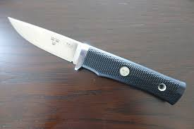 withdrawn fallkniven tk2 3g steel brand new with zytel sheath