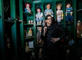 zak bagans u0027 haunted museum presents creepy collection in october