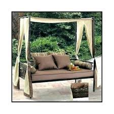 Outdoor Daybed With Canopy Outdoor Patio Daybed Sunset Outdoor Daybed Contemporary Patio