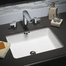Bathroom Sinks Boxe Undermount Bathroom Sink By American - American standard undermount kitchen sink
