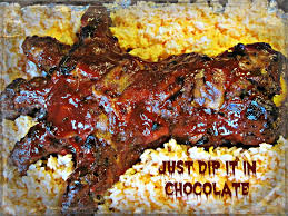just dip it in chocolate my hand will go on halloween meatloaf recipe