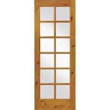 Prehung French Door - alder prehung doors interior u0026 closet doors the home depot