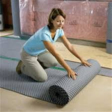 Carpet Pad For Basement by Cosella Dorken Delta Fl Subfloor For Basement Easy To Install