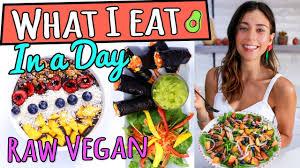 raw vegan meal plan to lose weight youtube