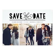 save the dates save the date invitations announcements zazzle
